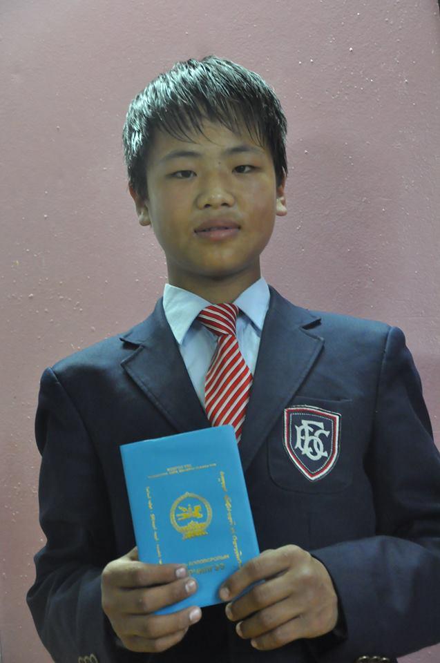 eindexamen Altantulag 2015