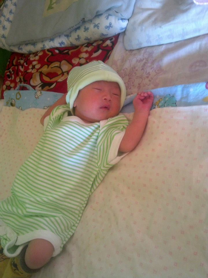 baby Bolortuya